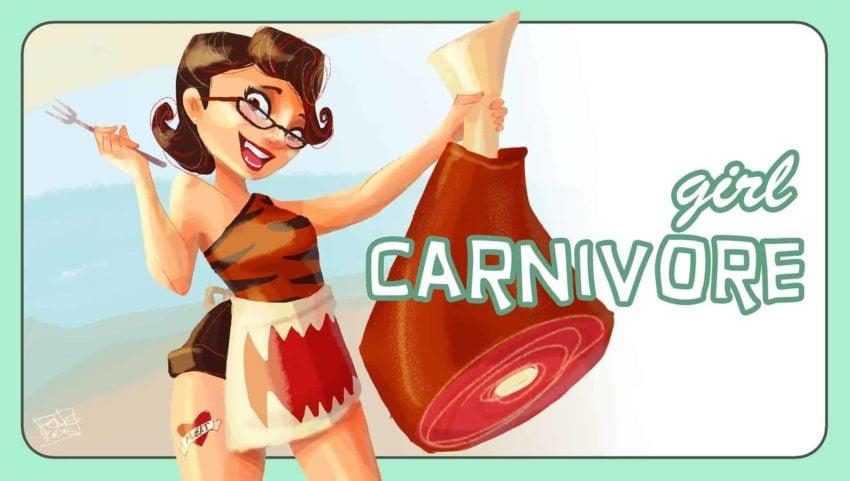 Girl Carnivore
