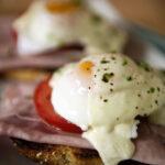 Quick & Easy Eggs Benedict for Two | Kita Roberts GirlCarnivore.com