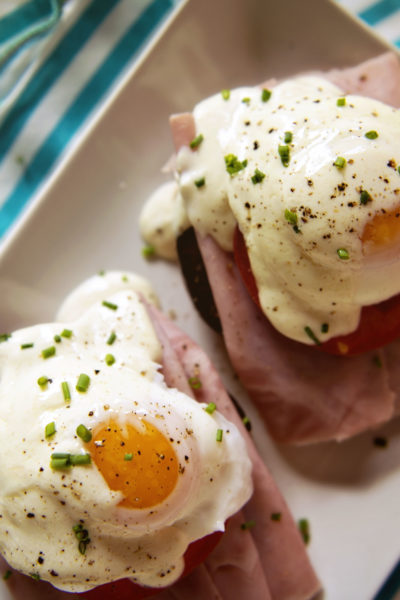 Quick & Easy Eggs Benedict for Two | Kita Roberts GirlCarnivore.com