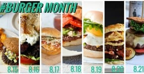 #BURGERMONTH week 3 || GirlCarnivore.com