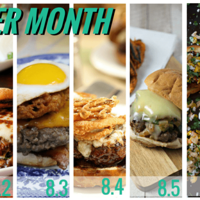 Burger Month Week One Recap