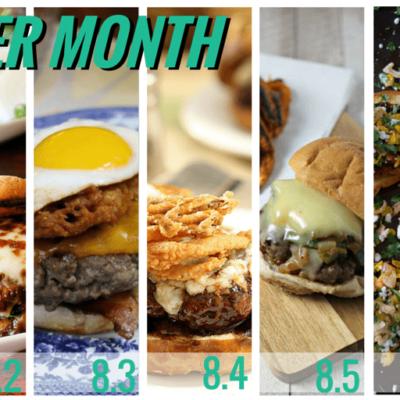 Burger Month Week One Recap