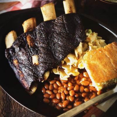 Texas Style Barbecue Beef Ribs | Kita Roberts GirlCarnivore.com