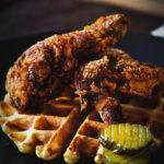 Brown Sugar Chicken and Waffles   Kita Roberts GirlCarnivore.com