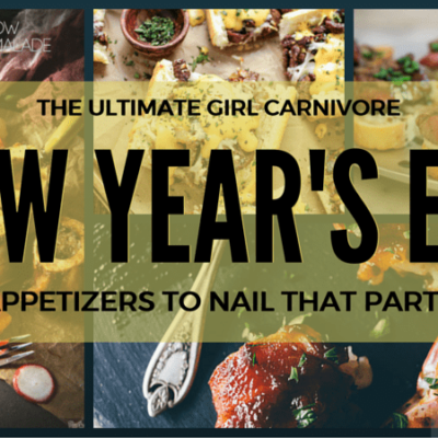 Nail Your New Year's Eve Party with these Sexy Appetizers