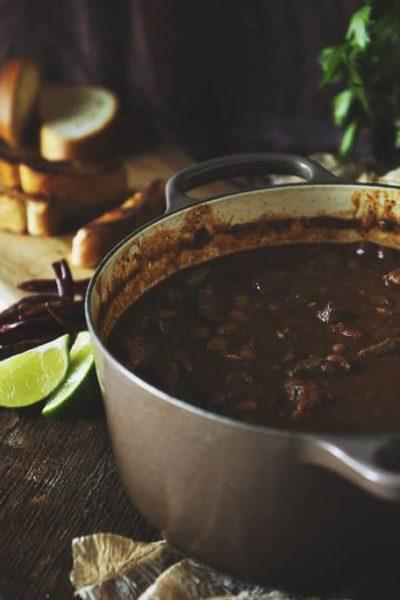 Classic Beef Chili Recipe