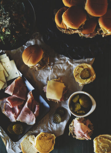 Slow Cooker Pork for Cuban Sliders | Kita Roberts GirlCarnivore.com