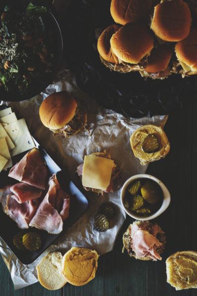 Slow Cooker Pork for Cuban Sliders | Kita Roberts GirlCarnivore.com