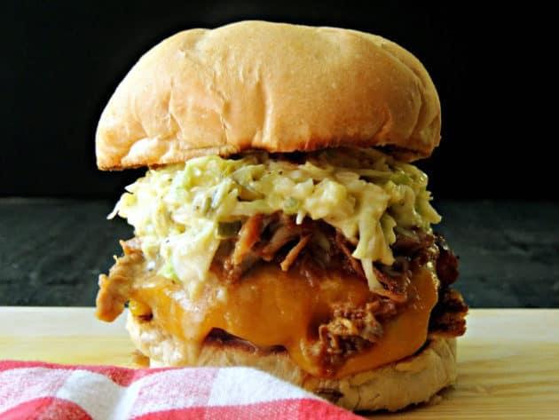 19 Big Pig Burger Horizontal Bobbis Kozy Kitchen