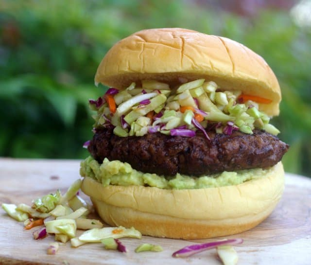 Tasty Thai Burgers - My Catholic Kitchen
