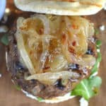 6 Feta-Stuffed-Lamb-Burger-with-Onion-Fig-Jam-and-Tapenade-Mayonaisse-Souffle Bombay