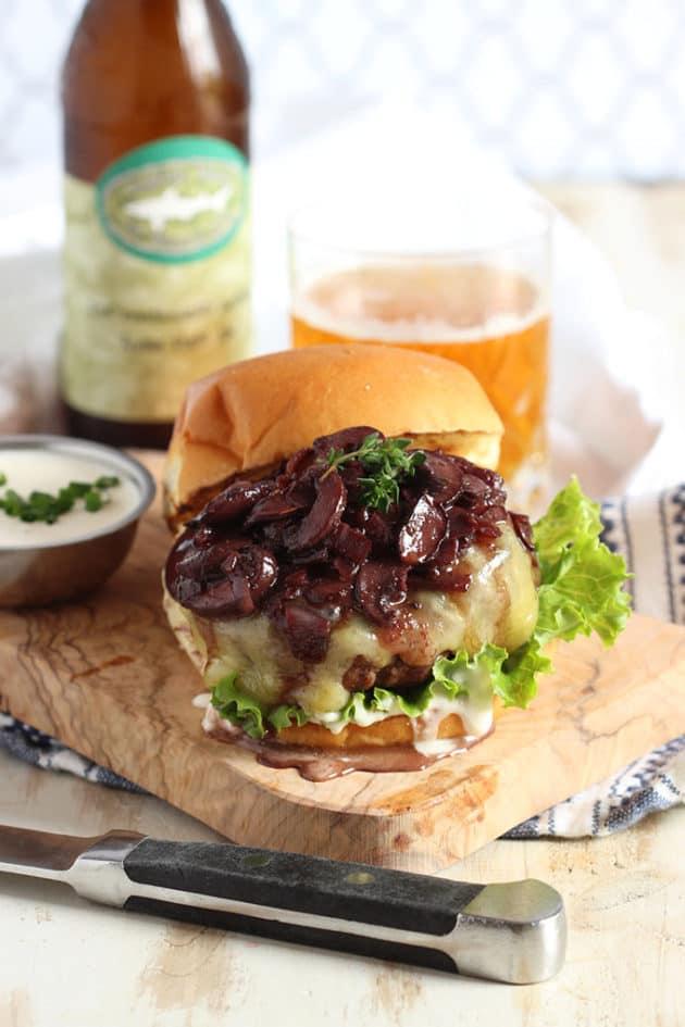 8 Beef-Bourguinon-Burger Suburban Soapbox