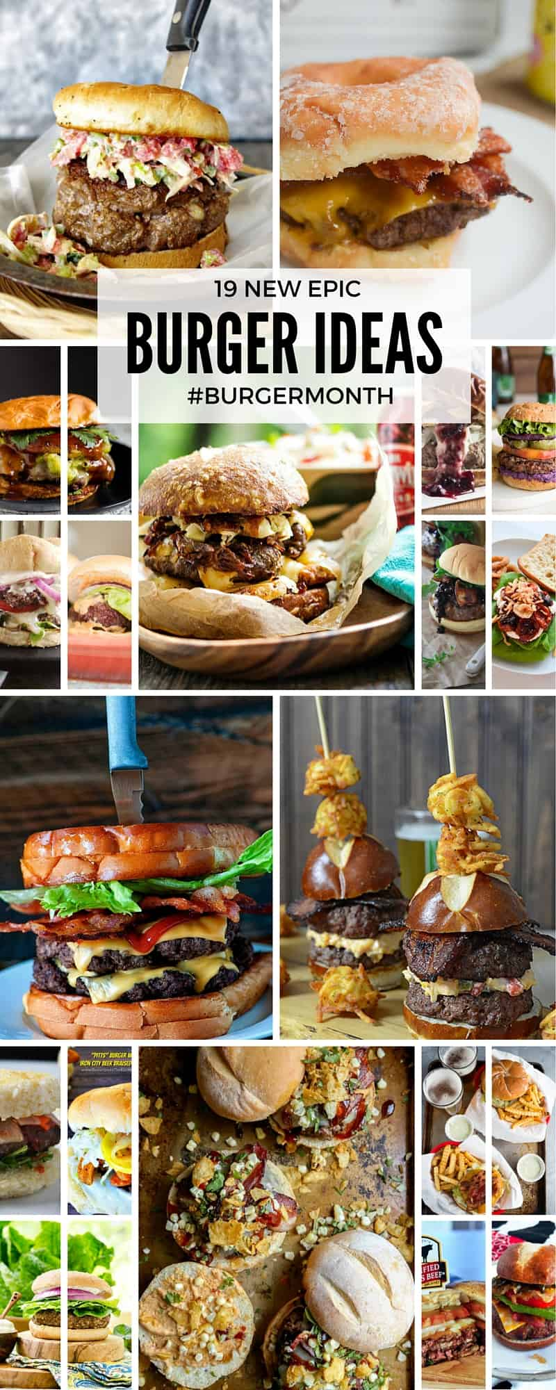 19 more epic burger ideas for grilling all summer long