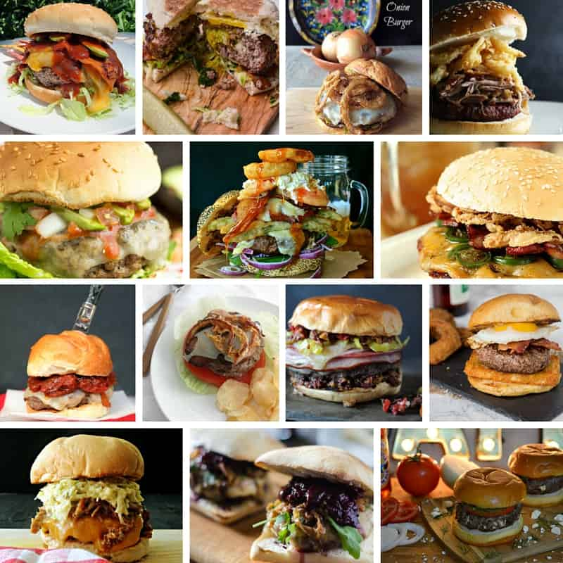 #BurgerMonth 2016 Week Three Recap & PRIZE WINNER