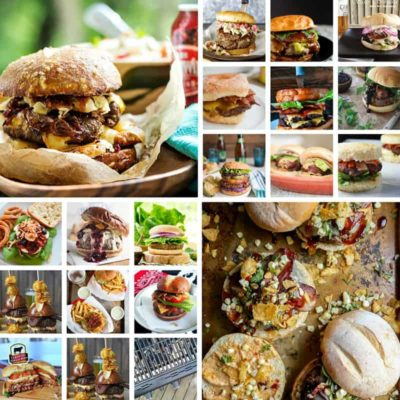 #BurgerMonth 2016 Week Four Recap & PRIZE WINNER