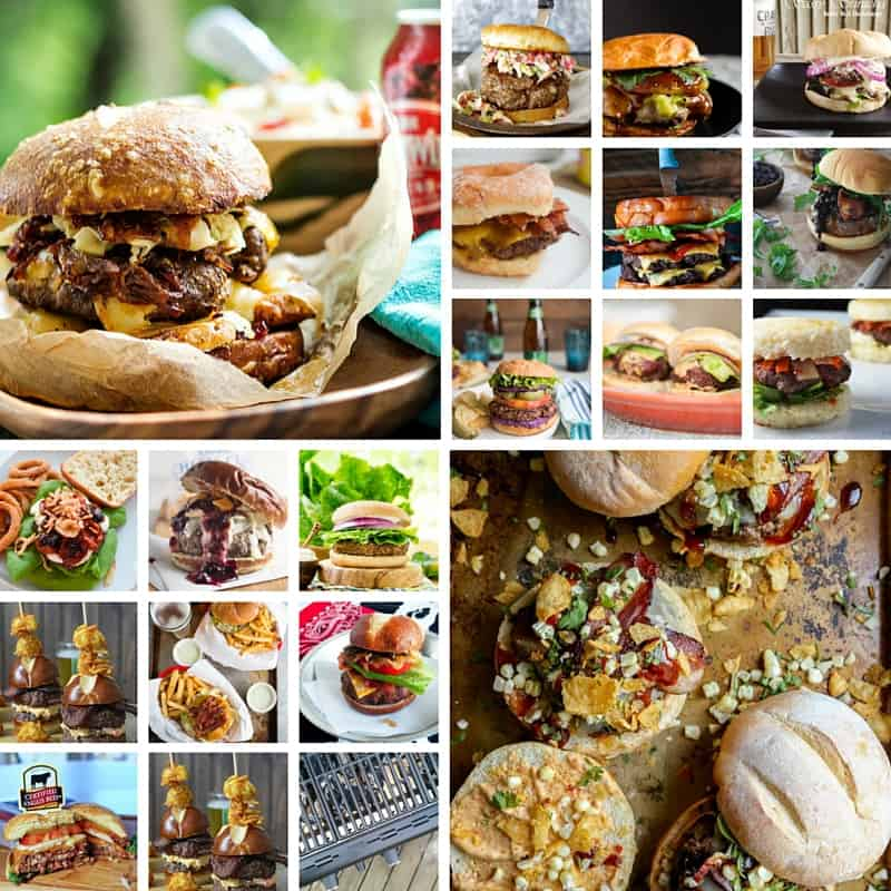 19 more epic burger ideas for grilling all summer long!