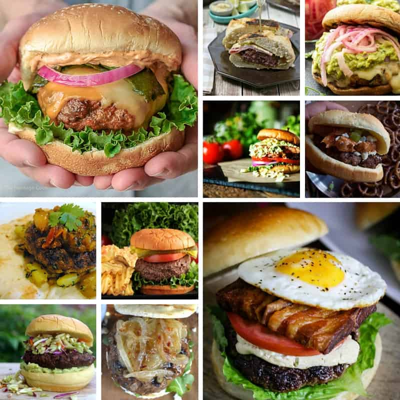 #BurgerMonth 2016 Week One Recap & PRIZE WINNER