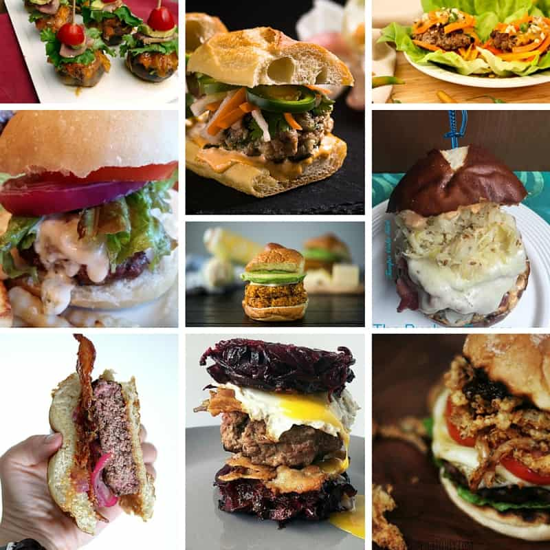 #BurgerMonth 2016 Week Two Recap & PRIZE WINNER