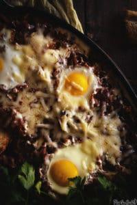 Salsa Baked Huevos