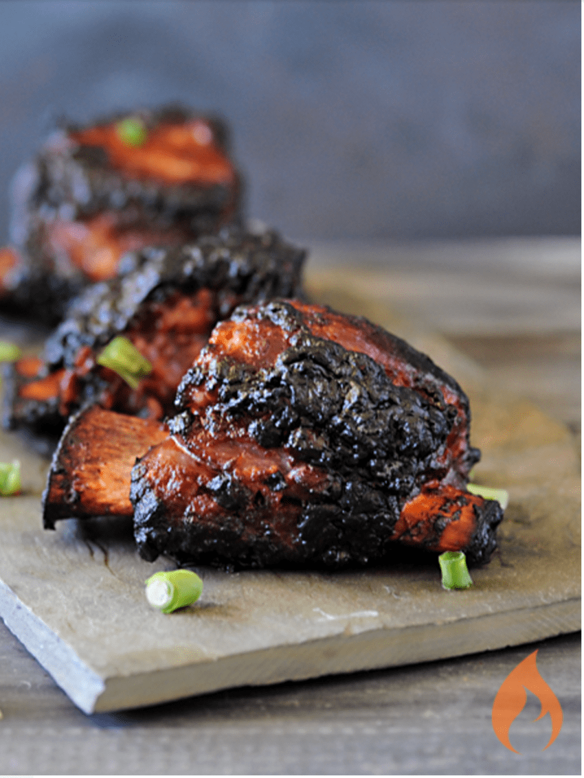 The best rib recipes for summer grilling girl carnivore nanny 18 of the best rib recipes for grilling forumfinder Choice Image