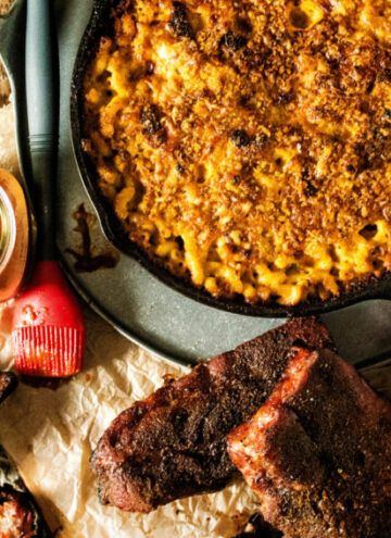 Smoked Jalapeno Mac and Cheese | Kita Roberts GirlCarnivore