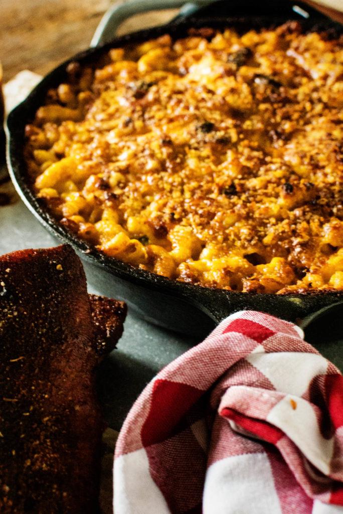 Smoked Jalapeno Mac and Cheese | Kita Roberts GirlCarnivore