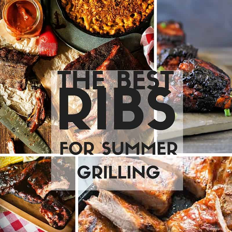 The 16 Best Rib Recipes for Summer Grilling
