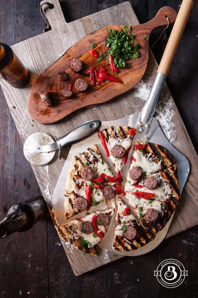 BBQ-Beer-Brat-Tailgate-Pizza-How-To-Prep-A-Grilled-Pizza-For-Tailgating-6