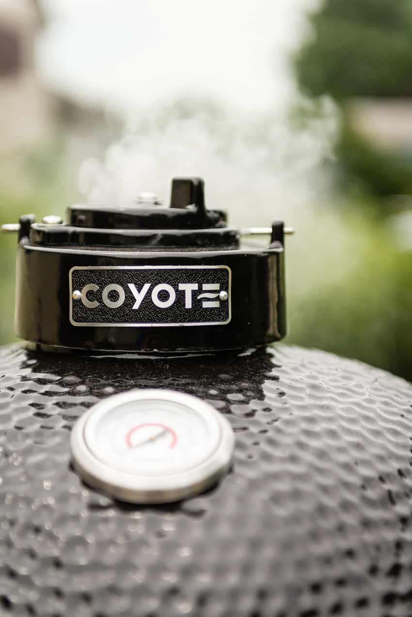 Review: Coyote Asado Smoker