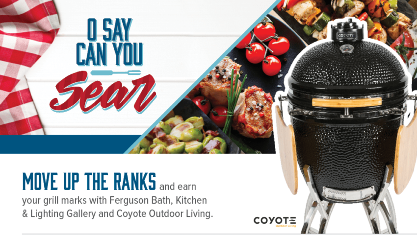Coyote Grill Giveaway