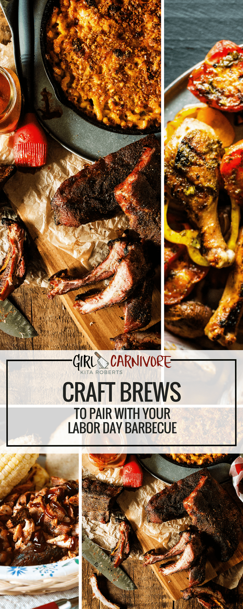 Craft Brews to Pair with Your Labor Day Barbecue