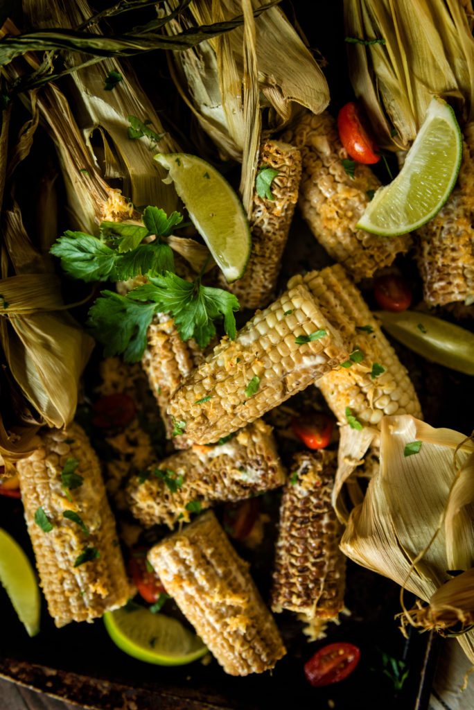 Smoked Corn on the Cob | Kita Roberts GirlCarnivore