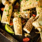Smoked Corn on the Cob | Kita Roberts GirlCarnivore