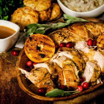 Quick Pressure Cooker Turkey Breast Recipe