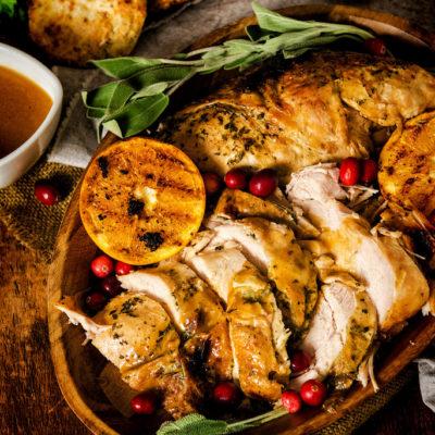 Quick Pressure Cooker Turkey Breast Recipe | Kita Roberts GirlCarnivore