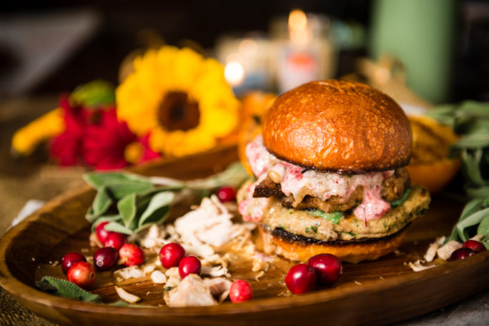 Thanksgiving Leftovers? Try this Black Friday Turkey Burger Recipe. It's everything you want, between two slices of bread.
