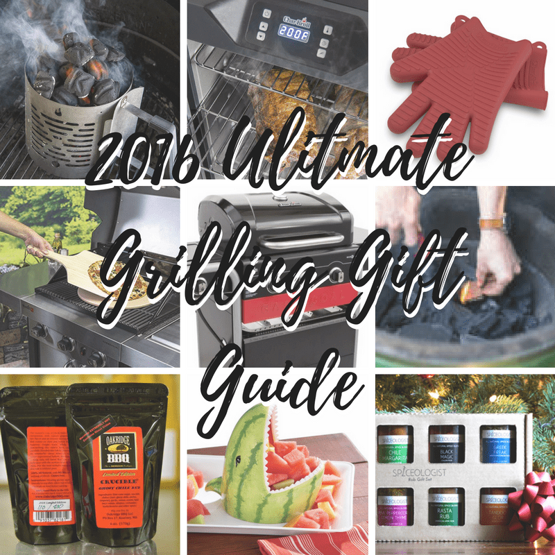 2016 Ultimate Grilling Gift Guide