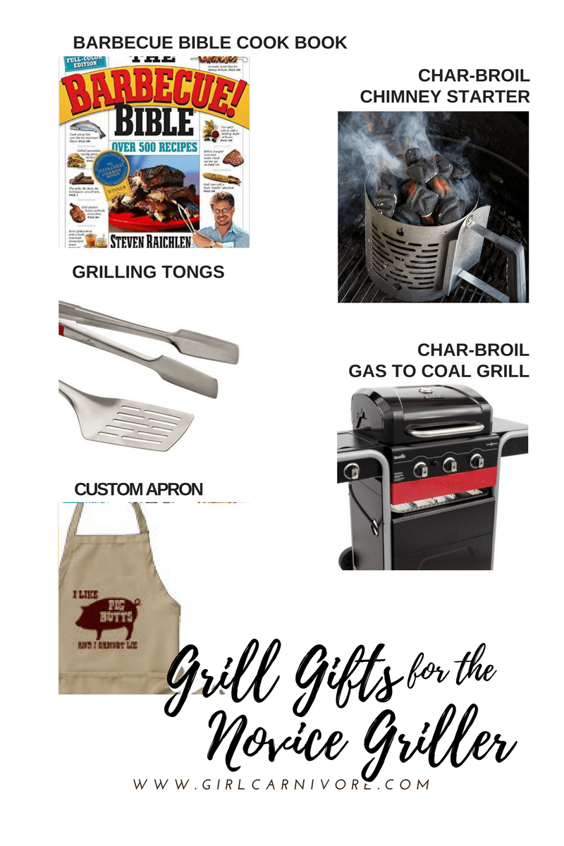 The best gift ideas you need for every sort of grill lover out there! We've covered everyone from the naughty to oh so nice list this year in the 2016 Ultimate Grilling Gift Guide.