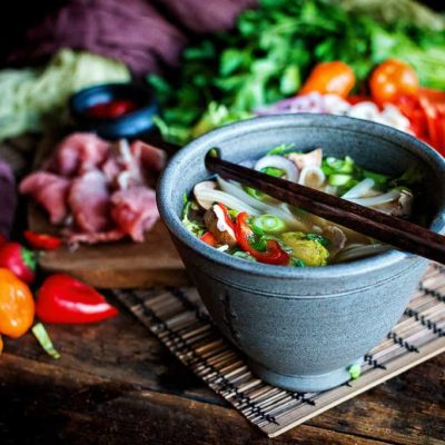 Bone Broth Beef Pho