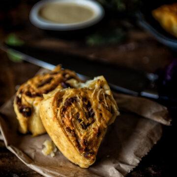 Pulled Pork Rolls with Alabama bbq Sauce | Kita Roberts GirlCarnivore.com