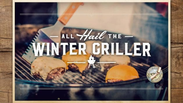 Cheese and Burger Society All Hail the Winter Griller