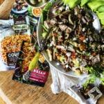 Mediterranean Grilled Chicken Salad | Kita Roberts GirlCarnivore.com