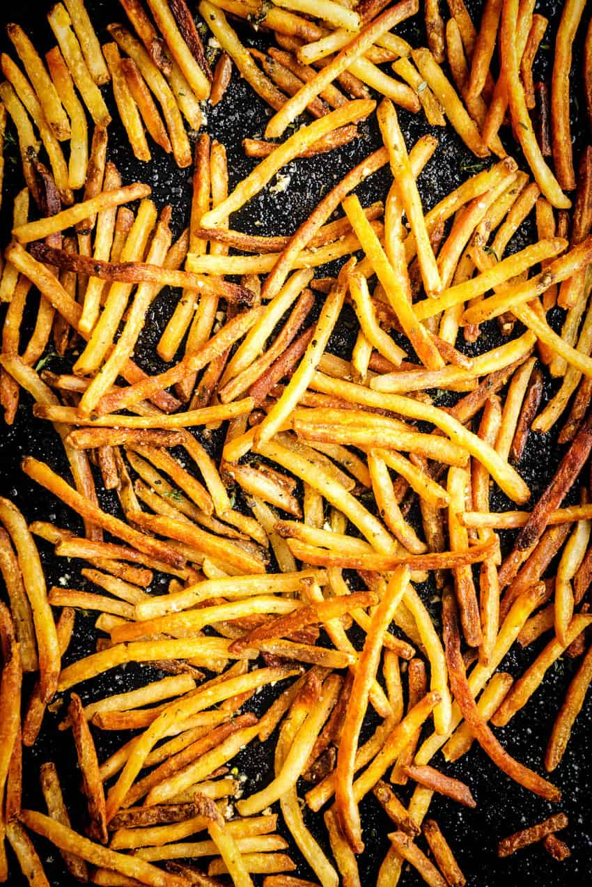 So Many Fries!!!!!! So Crispy!!!