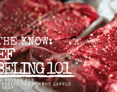In the Know: What do the labels on Beef mean?