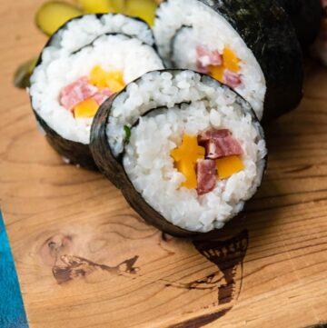 Inside-Out Wisconsin Maki Beefshi Recipe - GirlCarnivore Kita Roberts-3