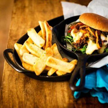 Philly Chicken Cheesesteak Sliders Recipe | Kita Roberts GirlCarnivore