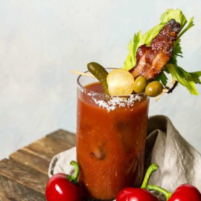 Voodoo Bloody Mary