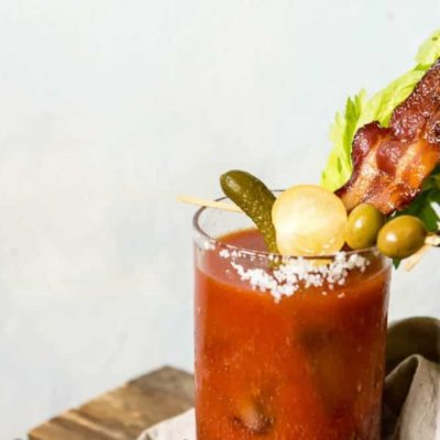 Voodoo Bloody Mary #BrunchWeek