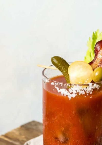Voodoo Bloody Mary Recipe GirlCarnivore