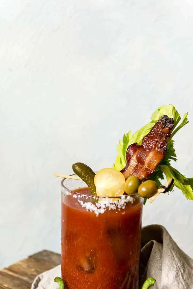 Voodoo Bloody Mary Recipe GirlCarnivore